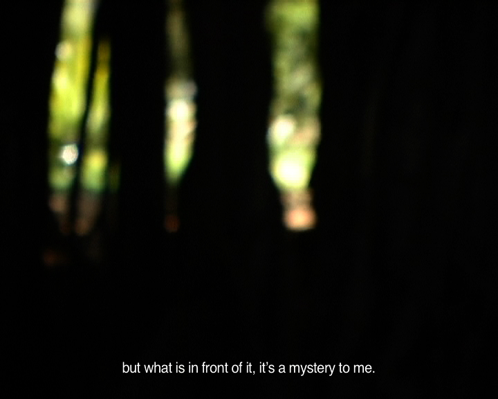 it's a mistery to me